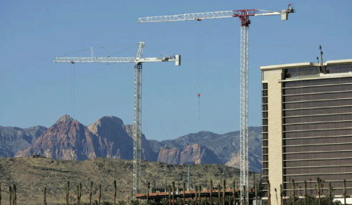 Western states have strongest economic momentum, report says