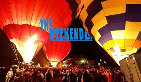 The Weekender // October 18th - 20th