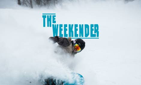 The Weekender Nov 15-17