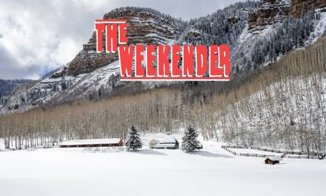 The Weekender // Nov 22nd