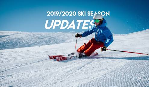 Here's what's up for the '19/'20 Ski Season