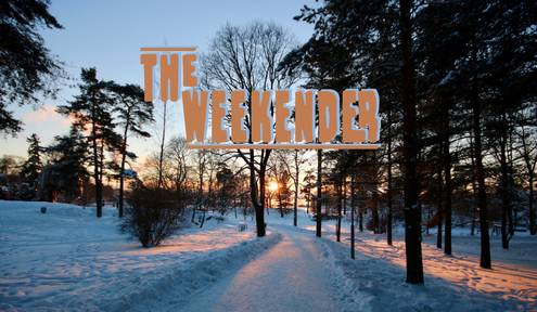 The Weekender // January 10-12th, 2020
