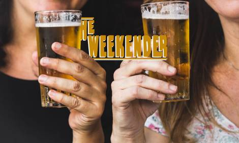 The Weekender // February 7-9