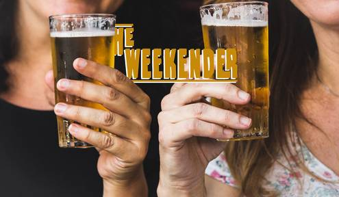 The Weekender // February 7th - 9th, 2020