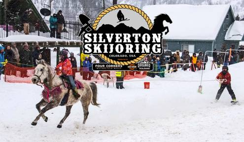 Silverton Skijoring: the Most Extreme Sporting Event of the Winter