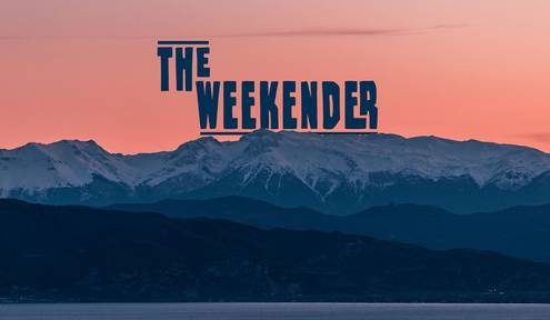 The Weekender // February 14th - 16th, 2020: Valentine's Edition