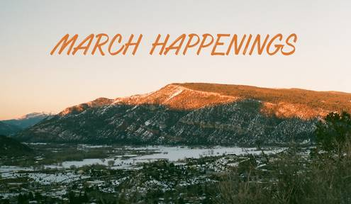 Things to do in March around Durango