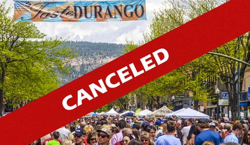Taste of Durango CANCELED