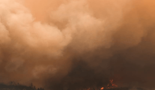 San Juan Basin Public Health Advises Considerations for Wildfire Smoke