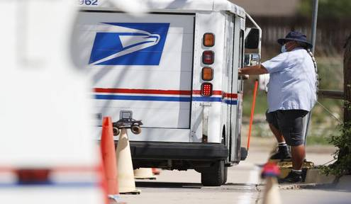 Colorado among states suing feds over USPS changes