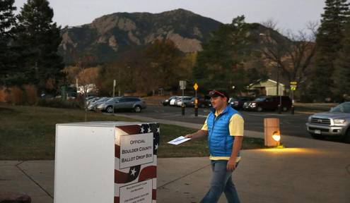 Colorado will have 368 ballot drop boxes ready for November election