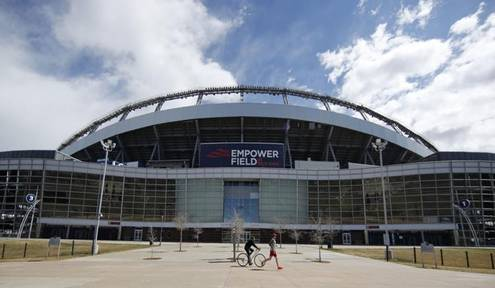 Denver Broncos will allow 5,700 fans in stadium for week three game