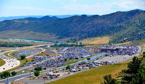 County sues Colorado speedway alleging it violated public health orders