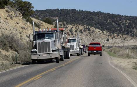 Colorado officials discuss challenging road ahead for state's transportation funding