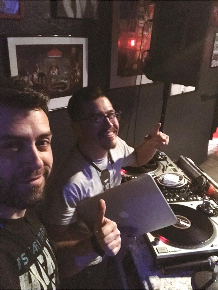 Live DJ at Pongas and Joel's Bar