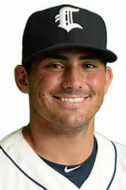 Domenic Moreno, formerly of the Detroit Tigers, is a coach for Farmington Strike Zone