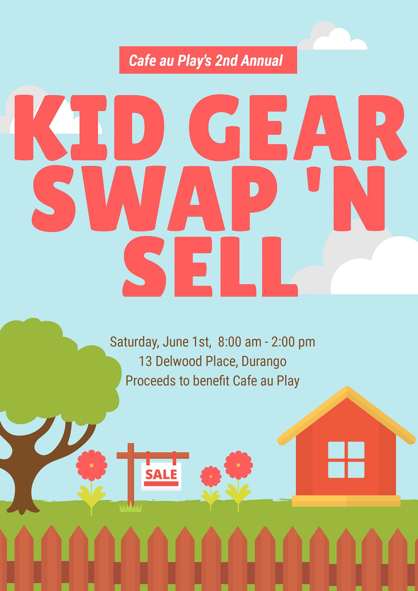 Kids Gear Swap n' Sell