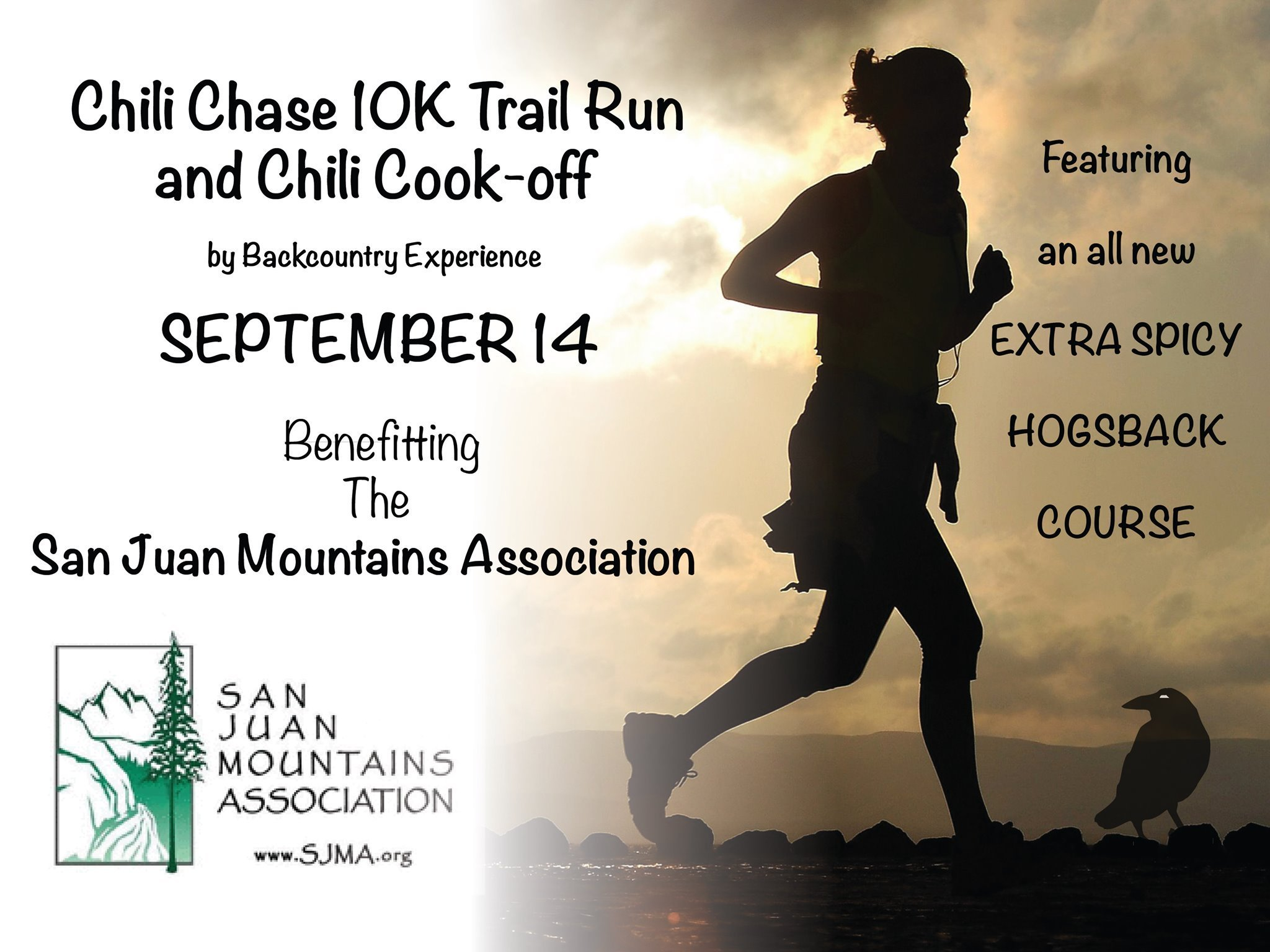 2019 Chili Chase 10K Trail Run and Cook Off