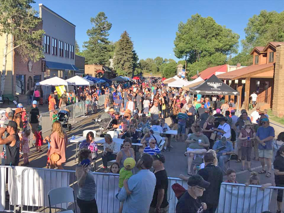 Bayfield Block Parties