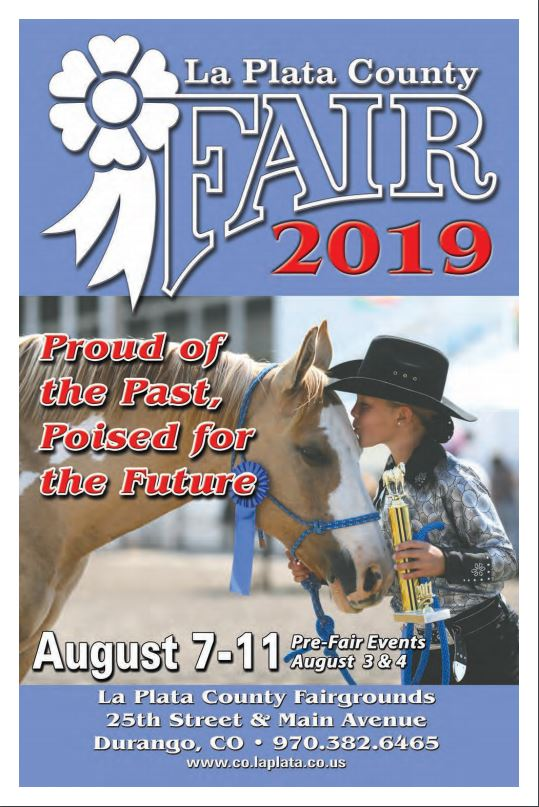 La Plata County Fair Poster