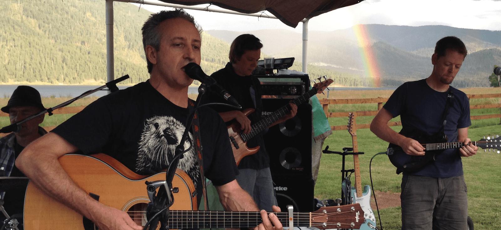 Pete Gullianni: Live Performance at Dalton Ranch Golf Club