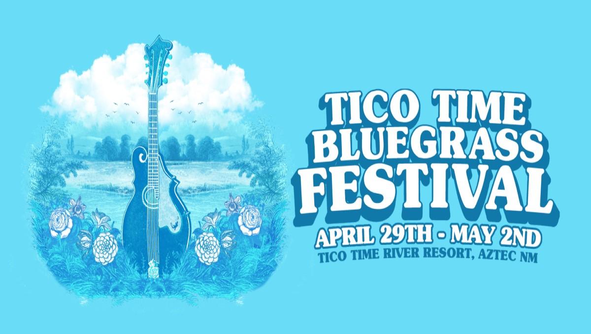 Tico Time Bluegrass Festival