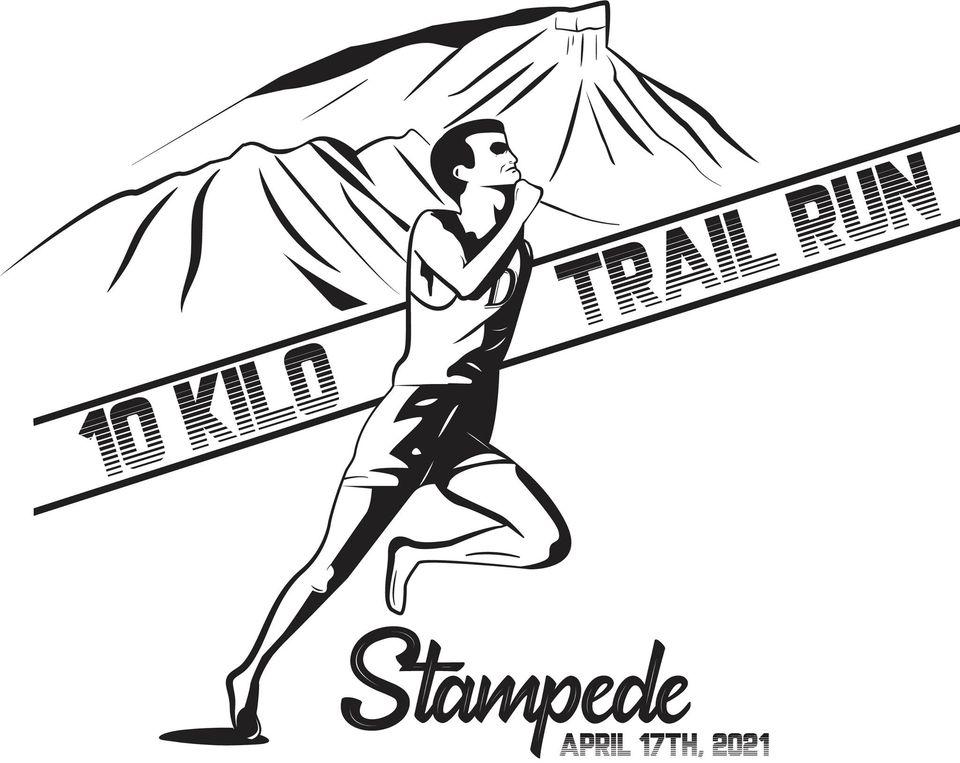 Trail run fundraiser