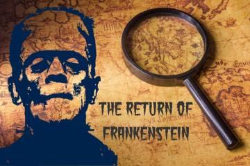 Return of Frankenstein Escape Room