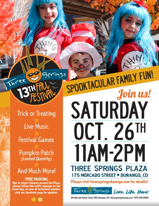 Three Springs Fall Fest
