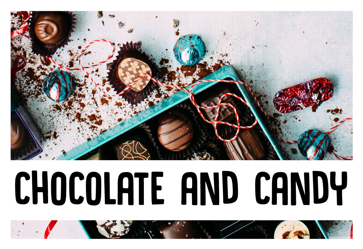 chocolate in durango for valentine's day